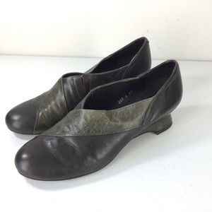 Audley Anthropologie steampunk 40 9 9.5 booties